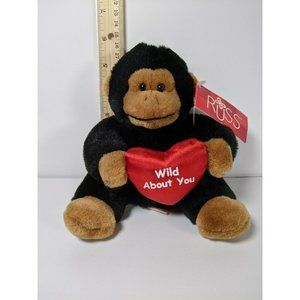 "Russ Lil Softies HUGMORE Gorilla ""Wild About You"""